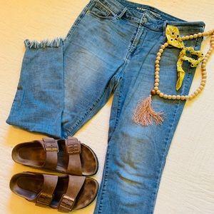 Rockstar Jeans with Fringe